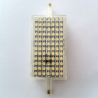AMPOLLETA LED R7S 118mm 5W 220V LUZ CALIDA